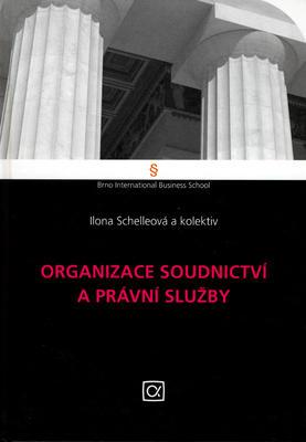 Obrázok Organizace soudnictví a právní služby