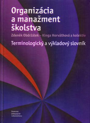 Obrázok Organizácia a manažment školstva