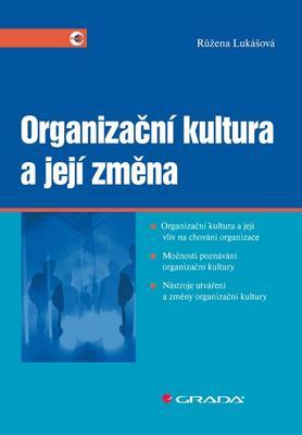 Obrázok Organizační kultura a její změna