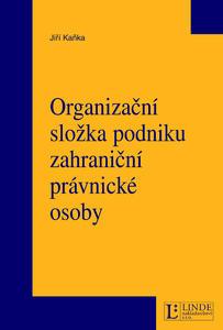 Obrázok Organizační složka podniku zahraniční právnické osoby