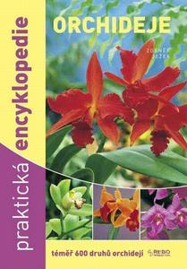 Obrázok Orchideje praktická encyklopedie