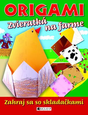 Obrázok Origami Zvieratká na farme