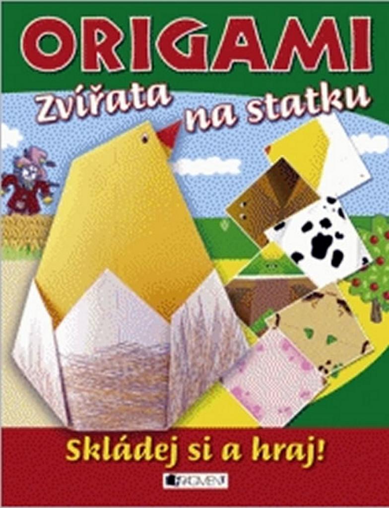 Origami Zvířata na statku