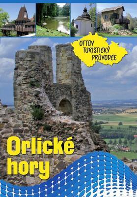 Obrázok Orlické hory Ottův turistický průvodce