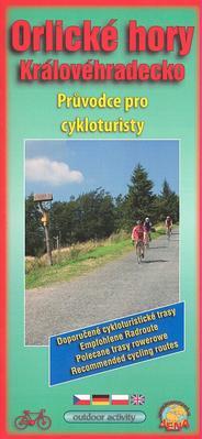 Obrázok Orlické hory průvodce cyklotrasami