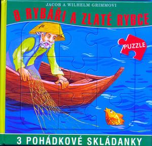 Obrázok O rybáři a zlaté rybce