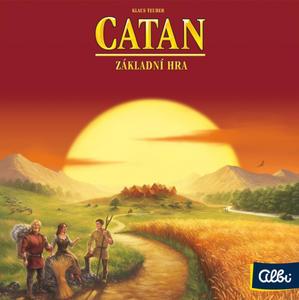 Obrázok Catan Základní hra