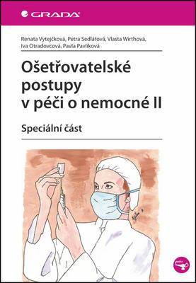 Obrázok Ošetřovatelské postupy v péči o nemocné II