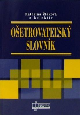 Obrázok Ošetrovateľský slovník