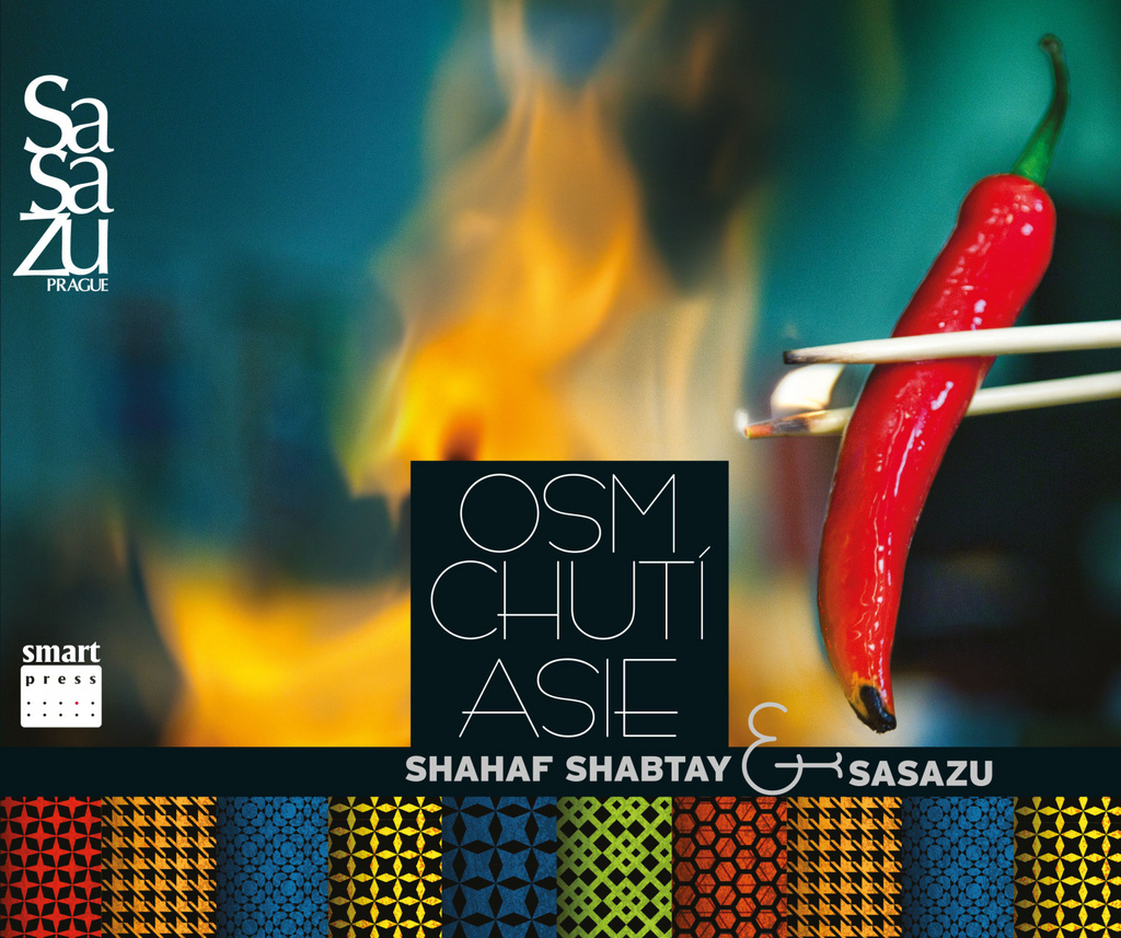 Osm chutí Asie - Shahaf Shabtay