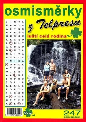 Osmisměrky z Telpresu luští celá rodina 1/2007