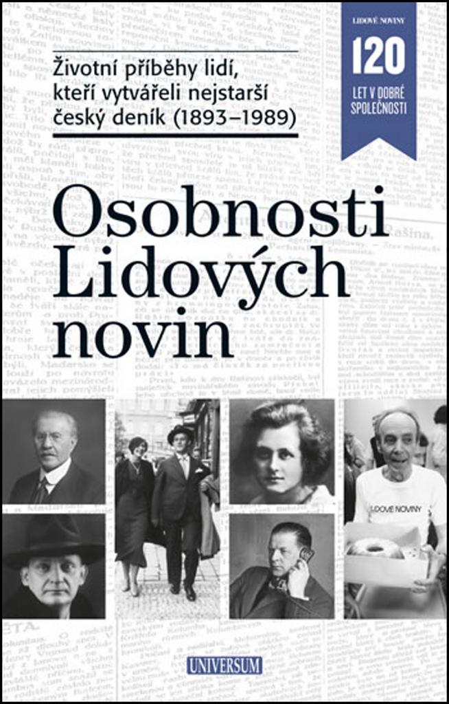Osobnosti Lidových novin - Petr Zídek