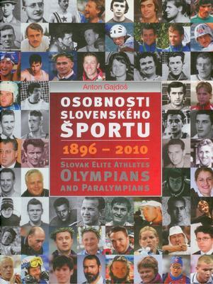 Obrázok Osobnosti slovenského športu 1896 - 2010