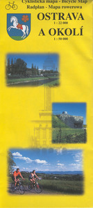 Obrázok Ostrava 1:22 000 a okolí 1:50 000