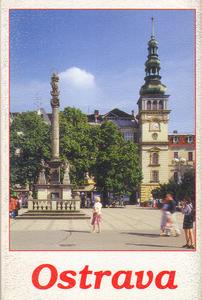 Obrázok Ostrava - skládačka