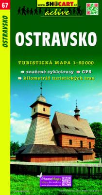 Obrázok Ostravsko 1:50 000