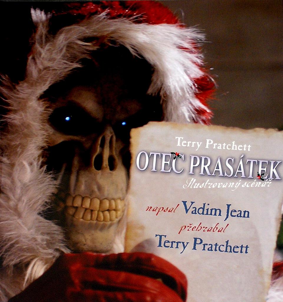 Otec prasátek - ilustrovaný scénář - Terry Pratchett