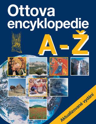 Obrázok Ottova encyklopedie A - Ž
