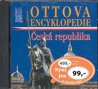 Obrázok Ottova encyklopedie Česká republika