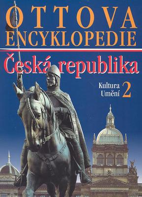 Obrázok Ottova encyklopedie ČR Kultura a Umění