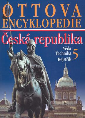 Obrázok Ottova encyklopedie ČR Věda, Technika, Rejstřík