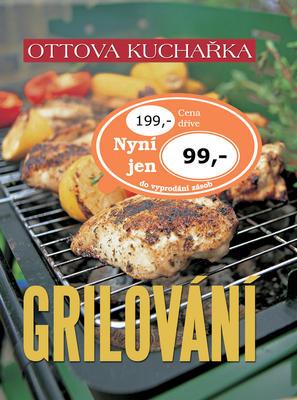 Obrázok Ottova kuchařka Grilování