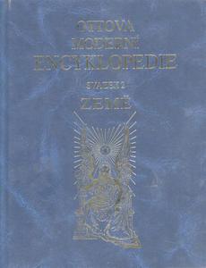 Obrázok Ottova moderní encyklopedie Země