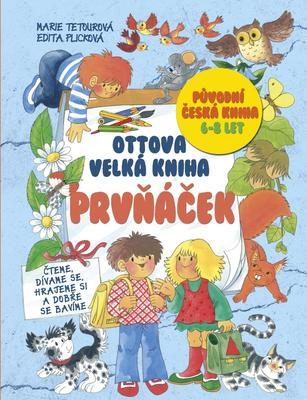 Obrázok Ottova velká kniha Prvňáček