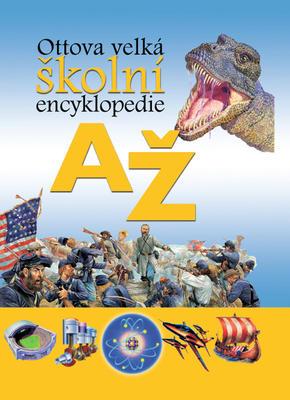 Obrázok Ottova velká školní encyklopedie AŽ