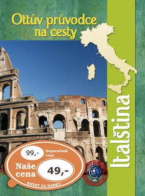 Obrázok Ottův průvodce na cesty Italština