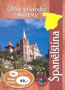 Obrázok Ottův průvodce na cesty Španělština