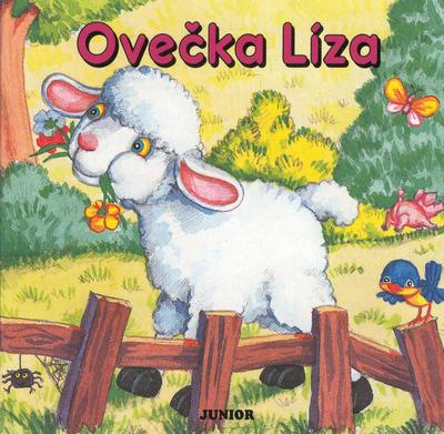 Obrázok Ovečka Líza-leporelo    JUNIOR