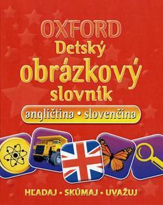 Obrázok Oxford Detský obrázkový slovník