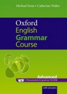 Obrázok Oxford English Grammar Course Advanced with Answers