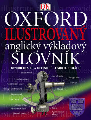 Obrázok Oxford Ilustrovaný anglický výkladový slovník