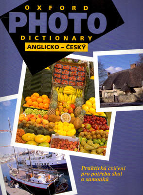 Obrázok Oxford Photo dictionary anglicko - český