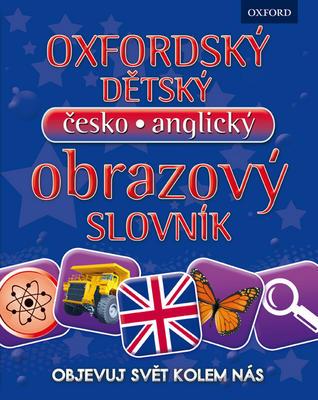 Oxfordský dětský česko-anglický obrazový slovník