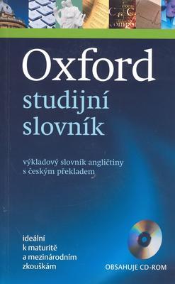 Obrázok Oxford studijní slovník
