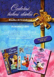 Obrázok Ozdobné balení dárků komplet 3 dílů