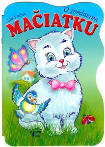 Obrázok O zvedavom mačiatku