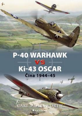 Obrázok P–40 Warhawk vs Ki–43 Oscar