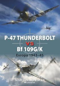 Obrázok P-47 Thunderbolt vs BF 109G/K