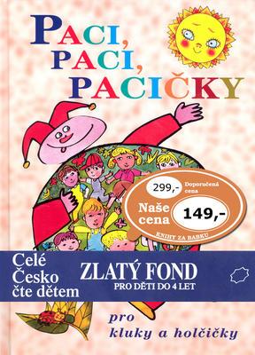 Obrázok Paci, paci, pacičky pro kluky a holčičky