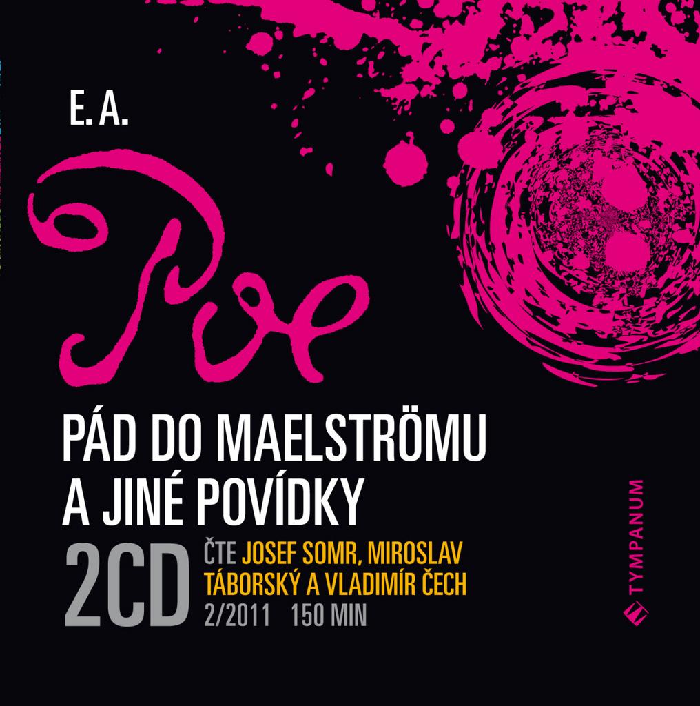 Pád do Maelströmu a jiné povídky - Edgar Allan Poe