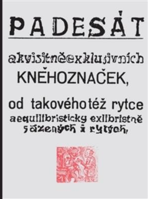 Obrázok Padesát akvisitněexklusivních kněhoznaček,