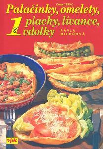 Obrázok Palačinky, omelety, placky, lívance, vdolky 1. díl