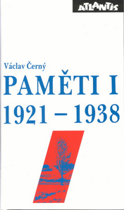 Obrázok Paměti I   1921 - 1938