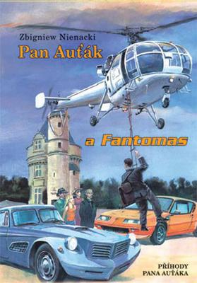 Obrázok Pan Auťák a Fantomas