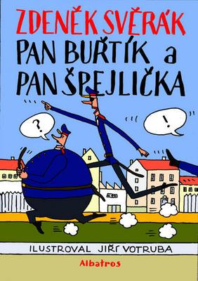 Obrázok Pan Buřtík a pan Špejlička