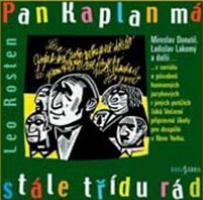 Obrázok Pan Kaplan má stále třídu rád